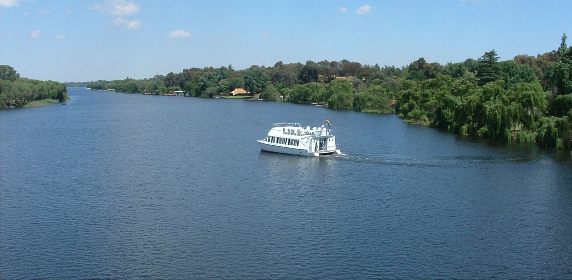 boat cruise in vaal best cruise 2017
